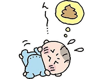 9f8c2cfd18c11 うんちが出にくい・赤ちゃんの便秘の原因、病院へ行く前に確認すること、受診の目安やホームケア